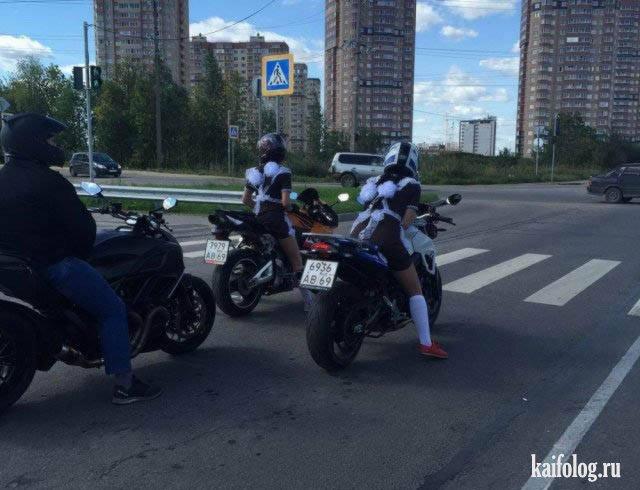 Россия глазами Запада (45 фото)