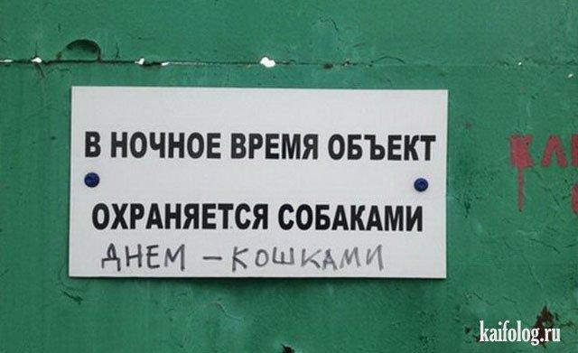Россия глазами русских (60 приколов)