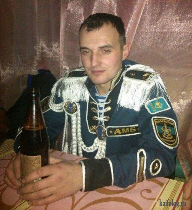 фото казахских дембелей дизайнерское