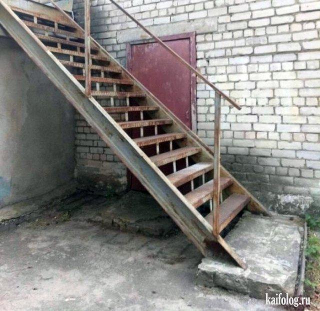 Маразмы ЖКХ и строительства (50 фото)