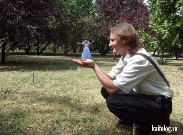Счастье на ладошке (35 фото приколов)
