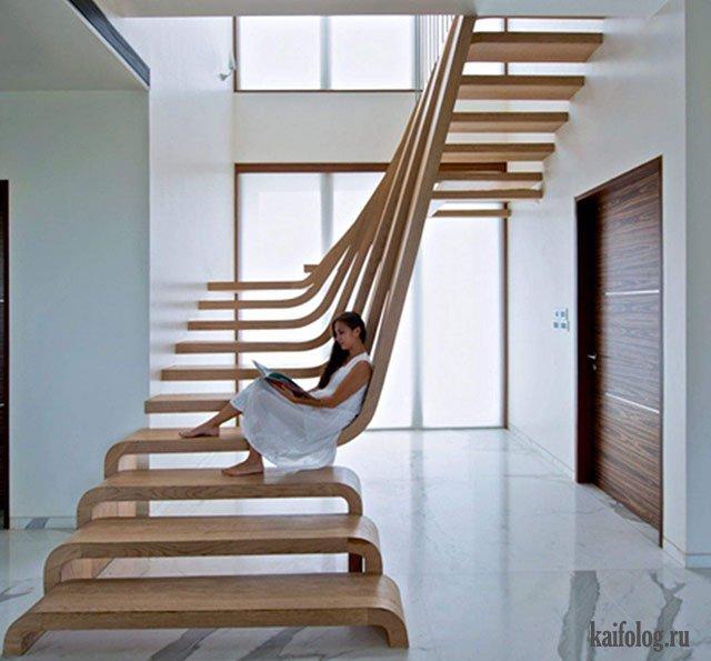 Упоротые лестницы (50 фото)