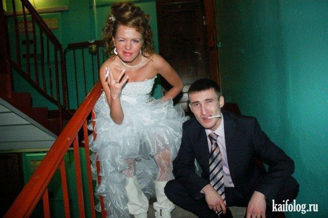 Приколы с русских свадеб (50 фото)