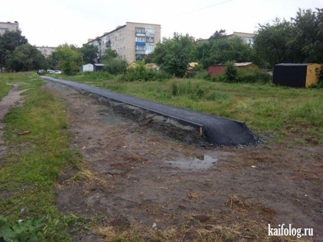 Суровые русские приколы (55 фото)