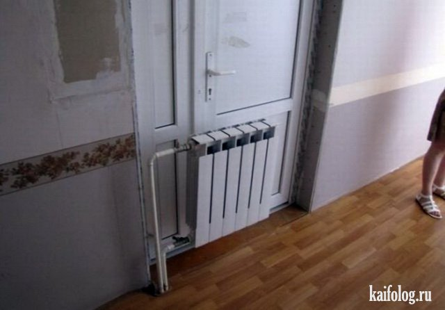 Фото приколы про стройку и ремонт (50 фото)