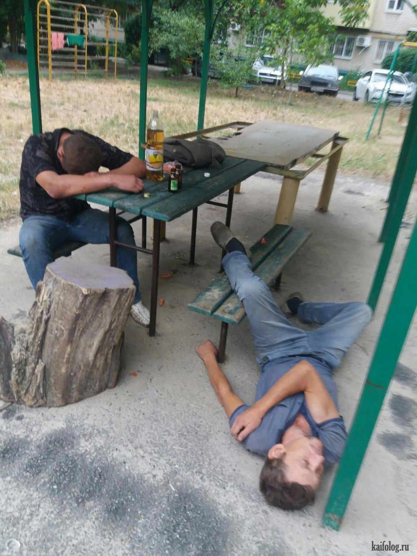 Смешные картинки пьяных