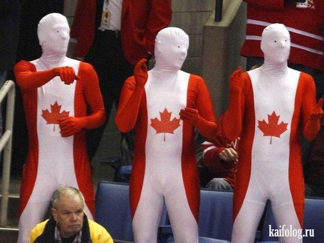 Маразмы и приколы из Канады (50 фото)