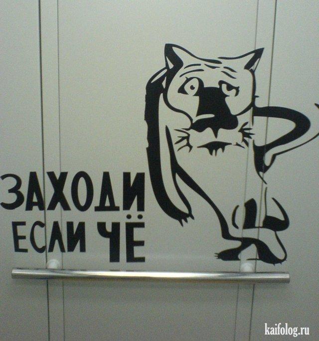 Приколы и идиотизмы из России (60 фото)