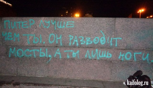 А в России всё стабильно (55 приколов)