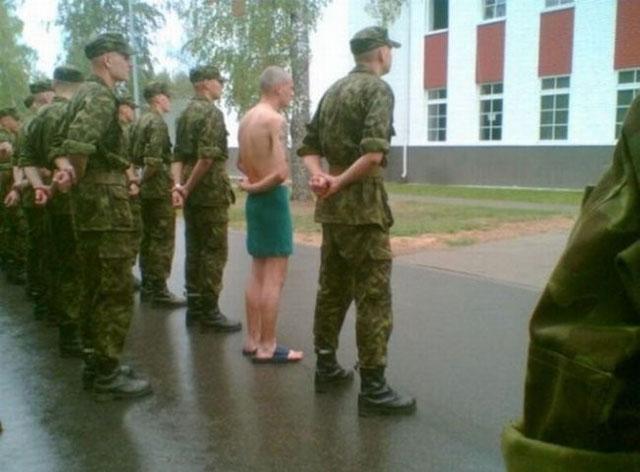 Армейские приколы на 23 февраля (45 фото)