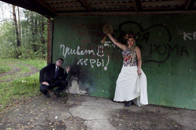 Маразмы из русских селений (50 приколов)
