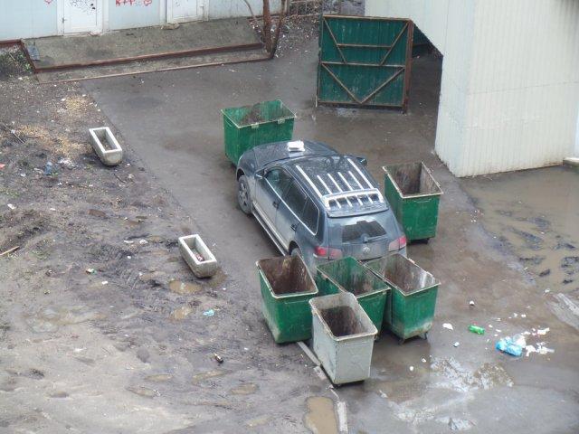 Русские авто маразмы (45 фото)