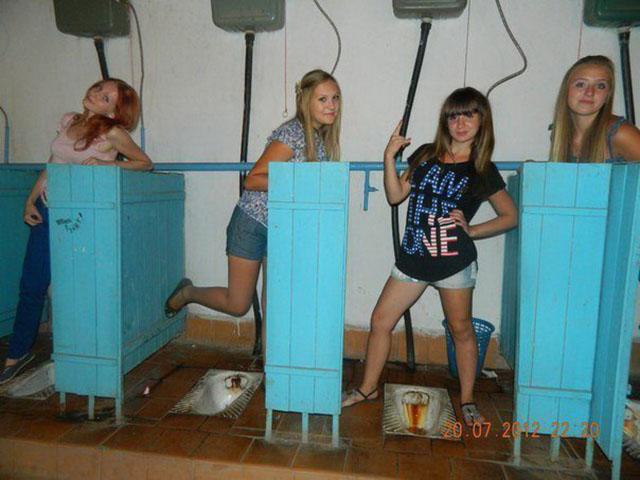 Омерзительные одноклассники (50 фото)