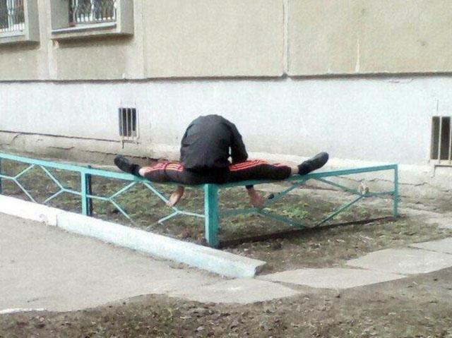 Одноклассники и спорт (45 маразмов)