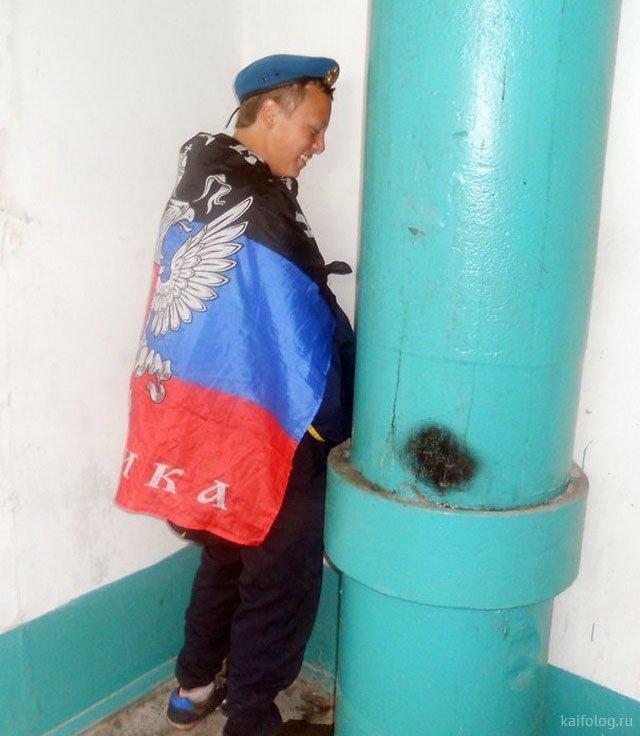 Ужасы российских подъездов (45 фото)