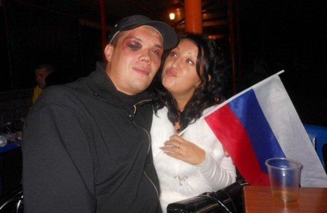 Адские патриоты из России (45 фото)