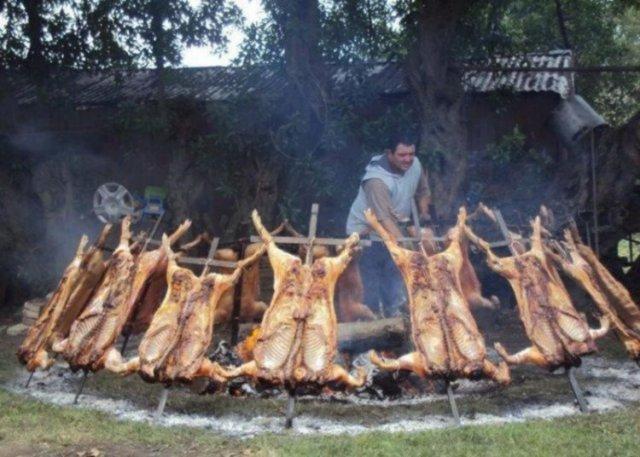 Мясные приколы (45 фото)