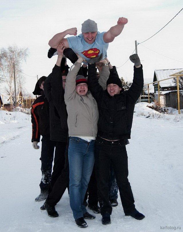 Русские забавы (45 фото)