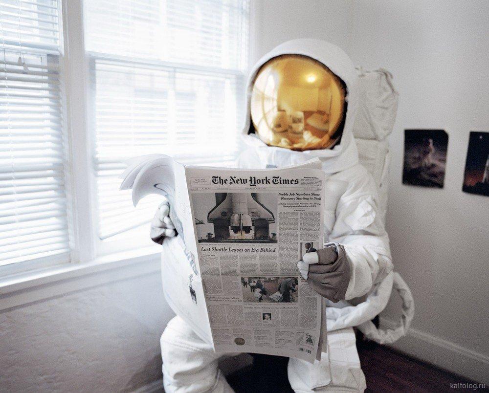 Космонавты приколы фото