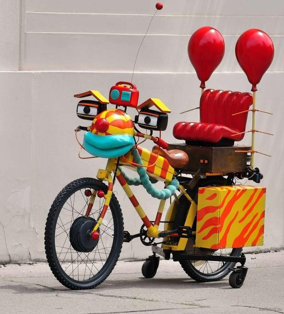 расчета картинки велосипед смешные всего