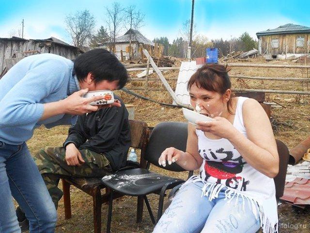 Убойные русские приколы и маразмы (60 фото)