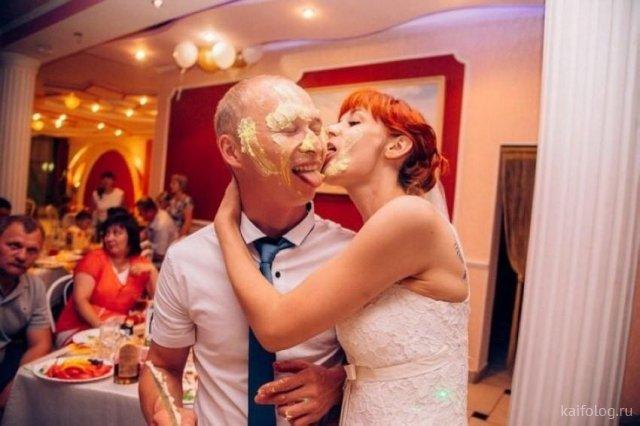 Маразмы русских свадеб (50 фото)