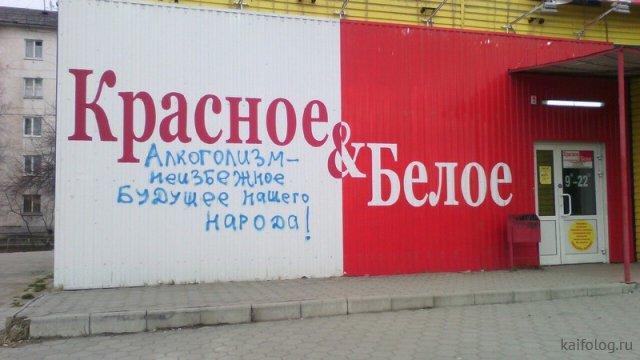 Мы живём в России (50 фото)