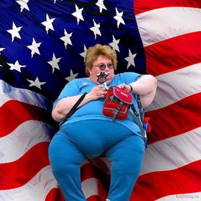 Боже, храни Америку (50 фото)