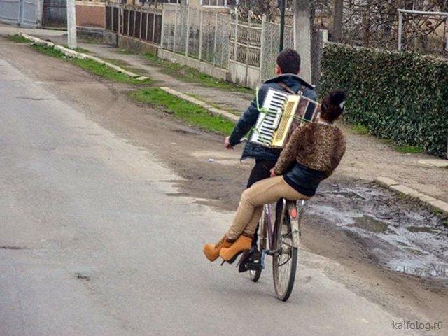 Прикольные русские мужики (55 фото)
