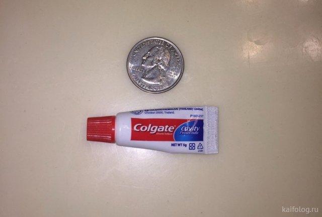 Приколы про зубную пасту (50 фото)