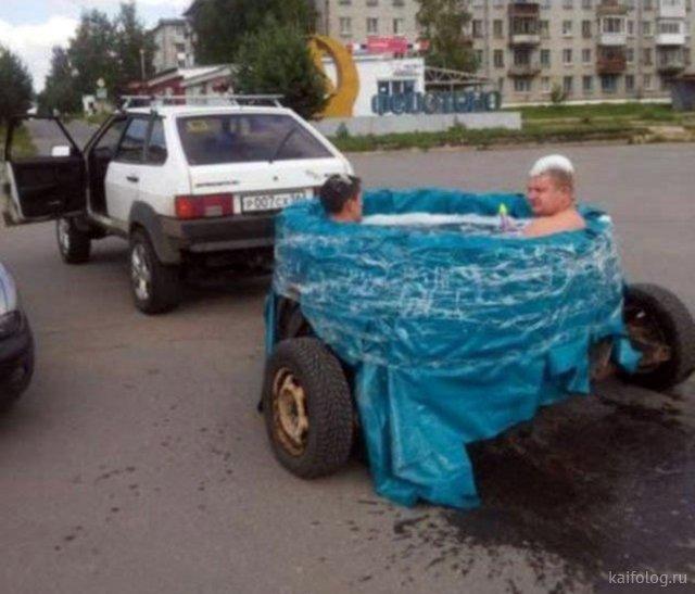 Про русскую изобретательность, креатив и находчивость (60 фото)