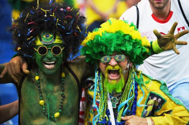 Чемпионат мира по футболу 2018 (55 фото)