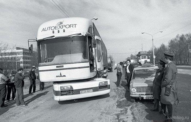 Нереализованные мечты инженеров советского автопрома (50 фото с описанием)