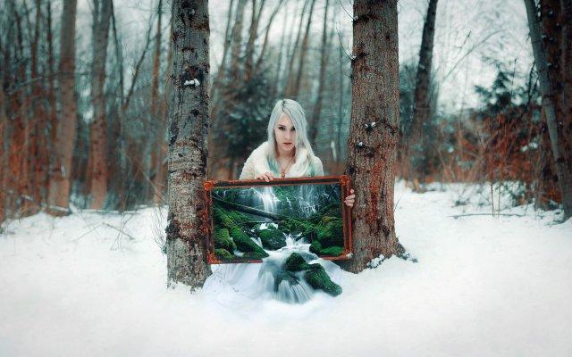Красивые креативные фото (55 штук)