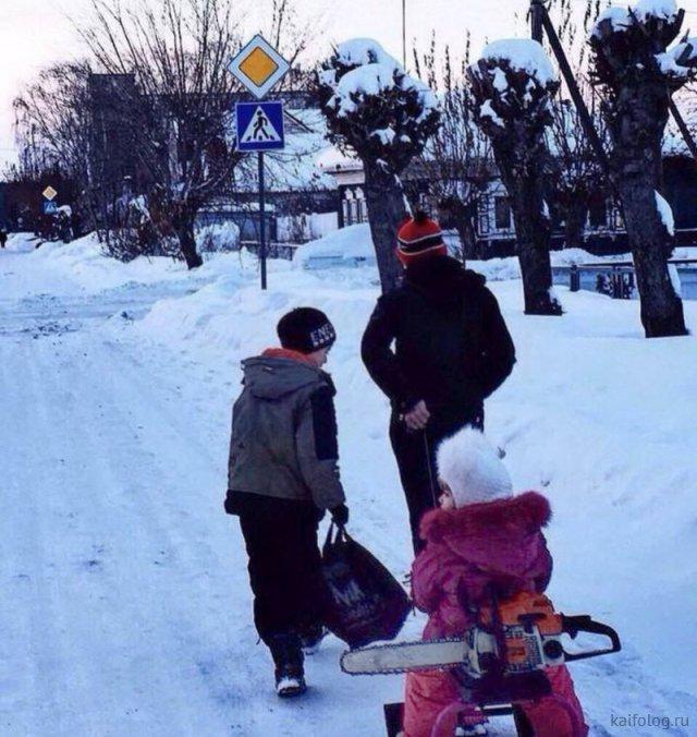 Маразмы России (50 картинок)