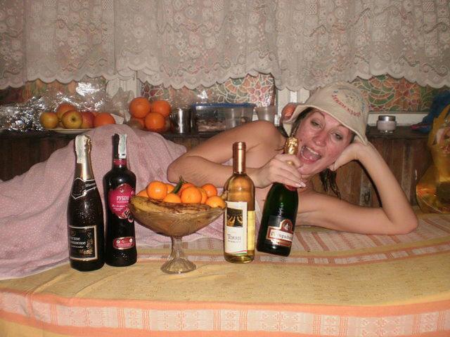 Одноклассницы и одноклассники в бане (55 приколов)