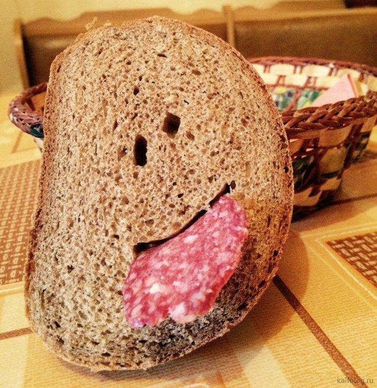 рай картинки хлеба с приколом качестве