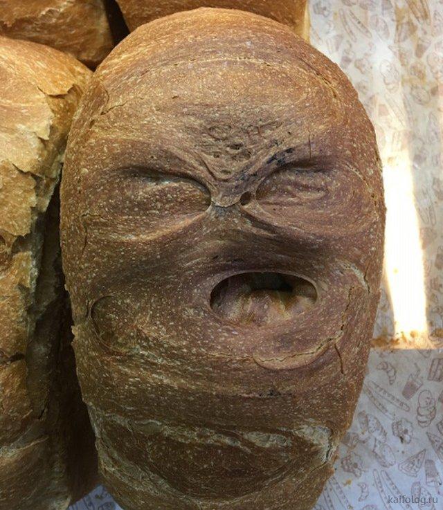 Приколы про хлеб (50 фото)