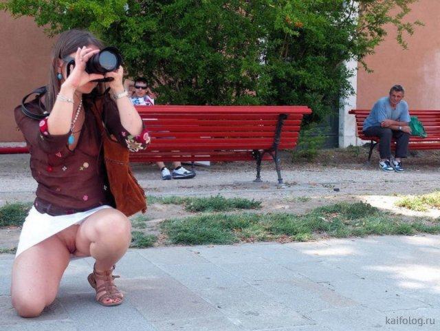 Женские приколы (50 фото)