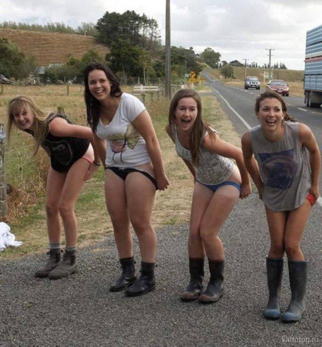 Девушки и только девушки (45 фото)