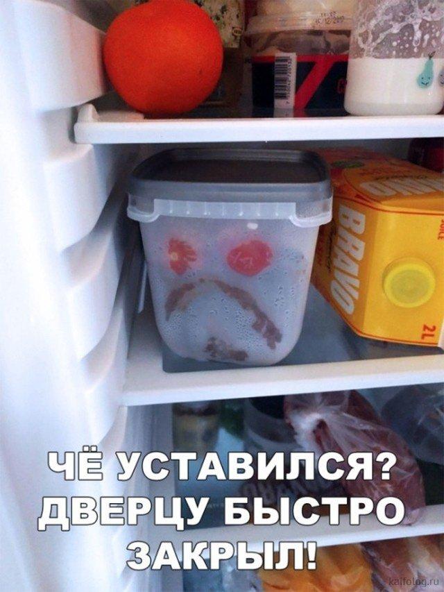 Приколы с холодильниками (50 фото)