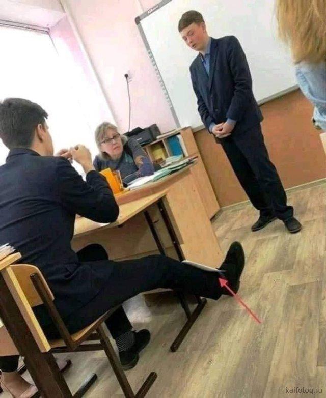 Приколы и маразмы из России (45 фото)