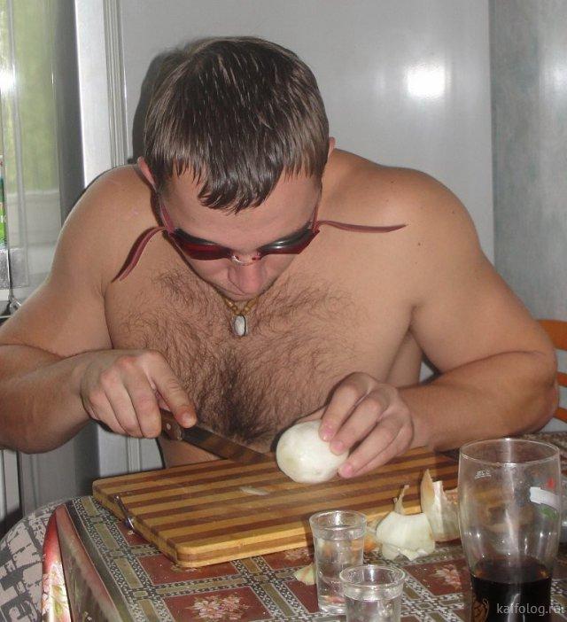 Приколы про лук (45 фото)