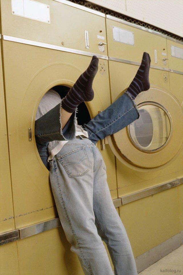 День рождения стиральной машины (45 приколов)