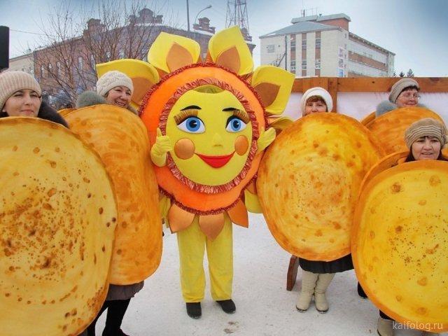 Приколы из России (50 штук)