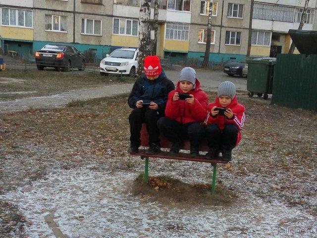 Прикольные дети (45 картинок)