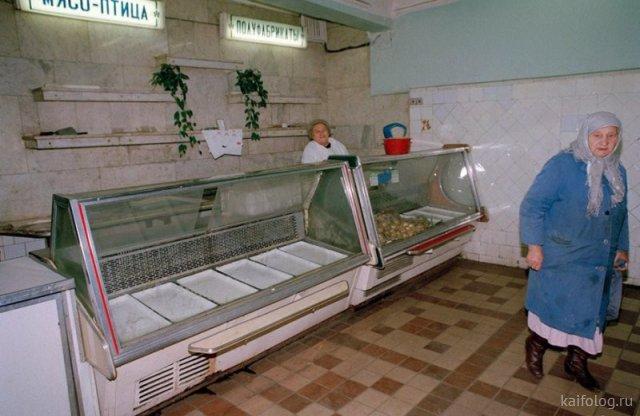 Магазины СССР (50 фото)