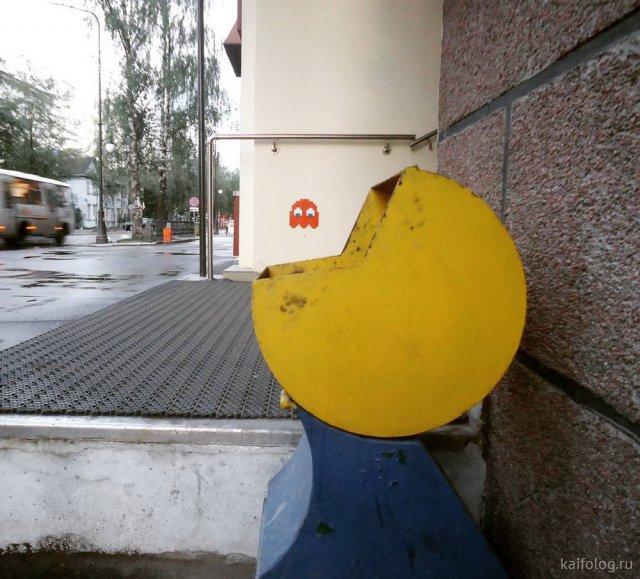 Подборка приколов на вторник (50 фото)