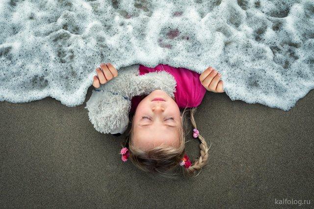 Когда обычные детские фото кажутся скучными (50 фотожаб)
