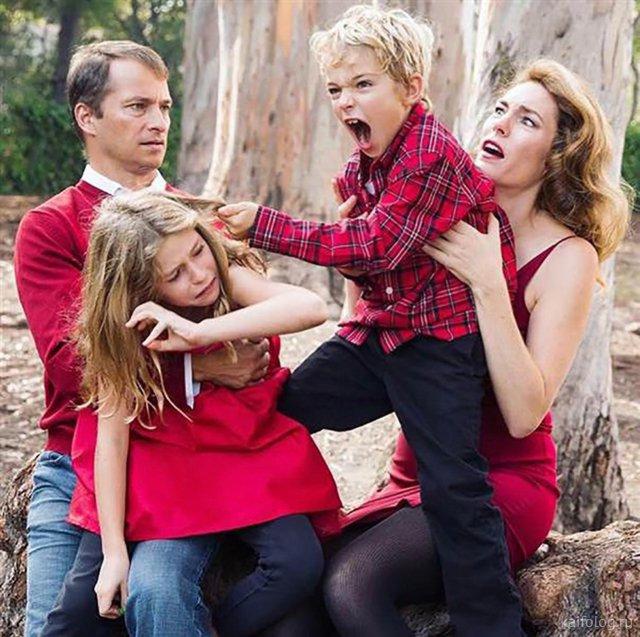 Семейные приколы (30 фото)